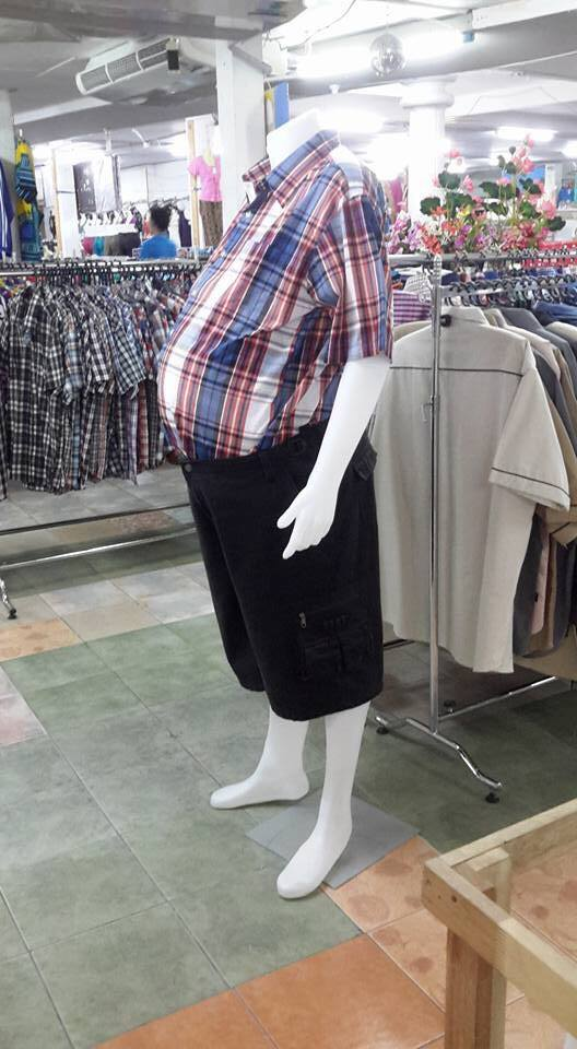 Beer Belly Fashion