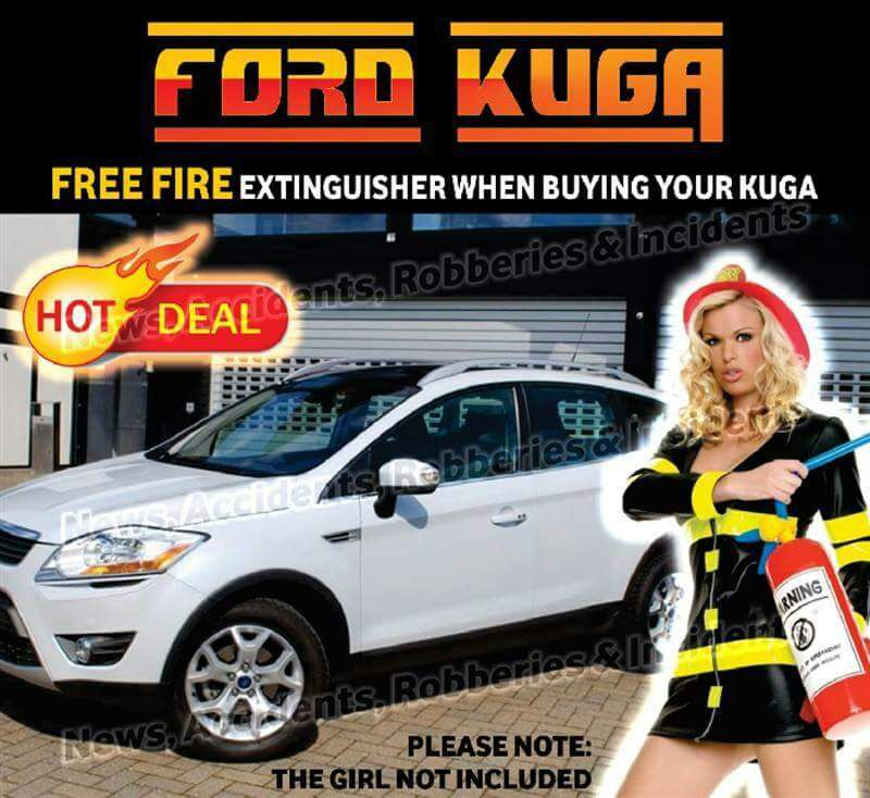 Image Result For Ford Kuga Jokes